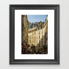 Montmartre series 6 Framed Art Print