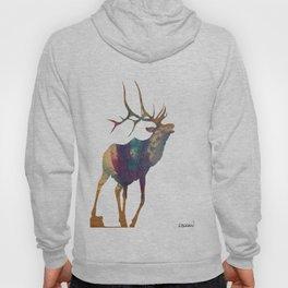 Elk Silhouette Hoody