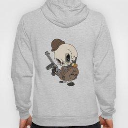 Cute Gangster Skull Hoody