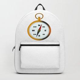 Golden Compas Backpack