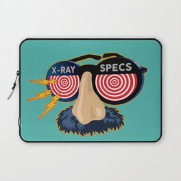 X-Ray Beaglepuss Specs Laptop Sleeve