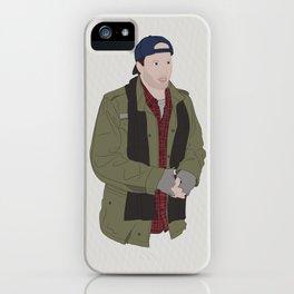 Gilmore Girls: Luke Danes iPhone Case