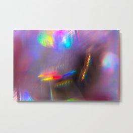 Prism Rainbows 1 Metal Print
