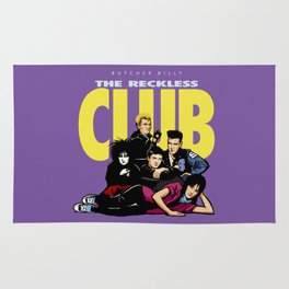The Reckless Club Rug