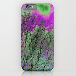 Alien Oz iPhone Case