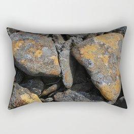 Tinted Rock Rectangular Pillow