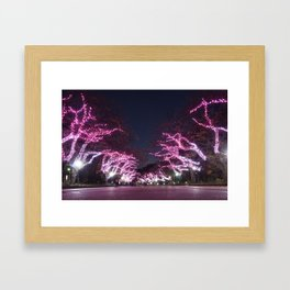 Ueno Park - Tokyo Framed Art Print
