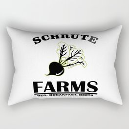 Schrute Farms Bed And Breakfast Rectangular Pillow