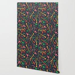 MCM Swizzle Wallpaper