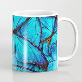 Metal Butterfly | Butterfly | Blue | Iphone Cases Coffee Mug