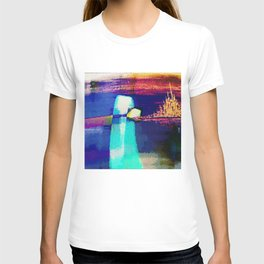 Castle In The Lake T-shirt