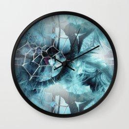 Web Of Dreams Wall Clock