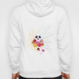 Feathers and Flowers Hoody