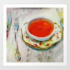Red Pekoe Art Print