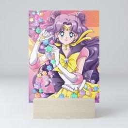 Sailor Luna Mini Art Print