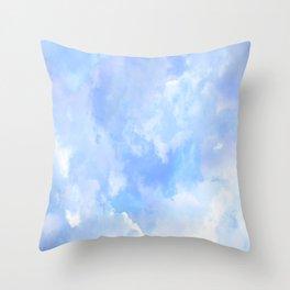 Heavens Throw Pillow