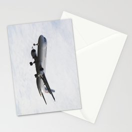 Air France Airbus A321 Stationery Cards
