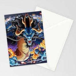 Dragon Kaido - One piece Stationery Cards