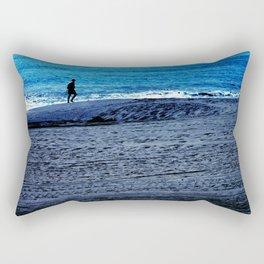 New world to conquer Rectangular Pillow