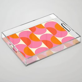 Capsule Sixties Acrylic Tray