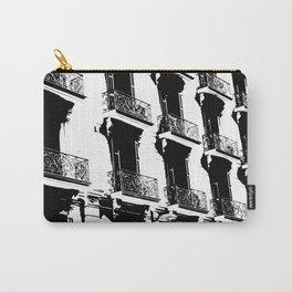 Barcelona facade Carry-All Pouch