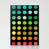 pantone Stationery Cards featuring Pantone by lescapricesdefilles