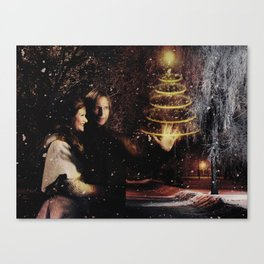 Christmas / Rumblle Canvas Print