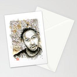 Shimmy Shimmy Ya Stationery Cards