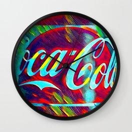 Coke Coca Cola Wall Clock