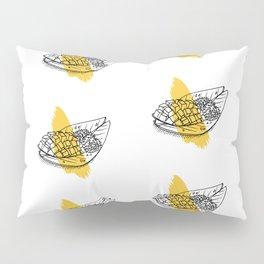 Mango sticky rice Pillow Sham