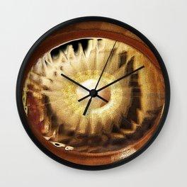 Ojo de Agua Wall Clock
