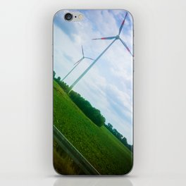 Wind Energy  iPhone Skin