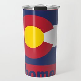 Colorado Proud Travel Mug