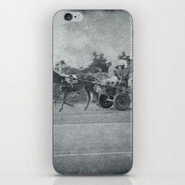 Horse and Cart in Cuba iPhone Skin