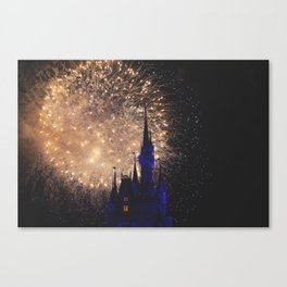 Hallowishes Canvas Print