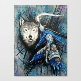 Artorias the Abysswalker Canvas Print