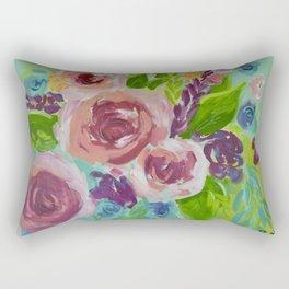 Vivid & Sassy Rectangular Pillow