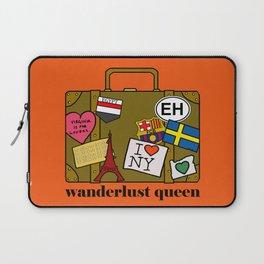 Wanderlust Queen Laptop Sleeve