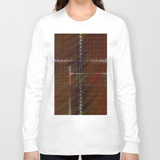 metro plan Long Sleeve T-shirt