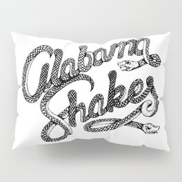 Alabama Shakes - BAND Pillow Sham
