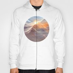Earth , Wind & Fire (abstract) Hoody