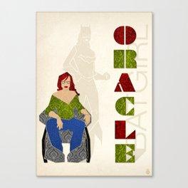 Oracle Canvas Print