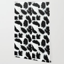 Marabou Wallpaper