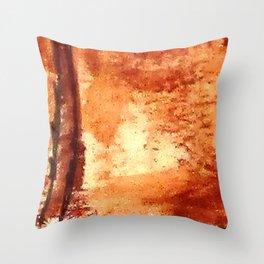 Digita Abstract No9. Throw Pillow