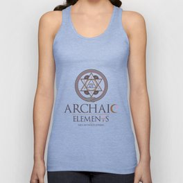 Archaic Elements 2 Unisex Tank Top