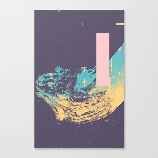 Purpura Lafo Canvas Print