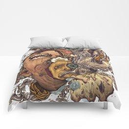panic color  Comforters