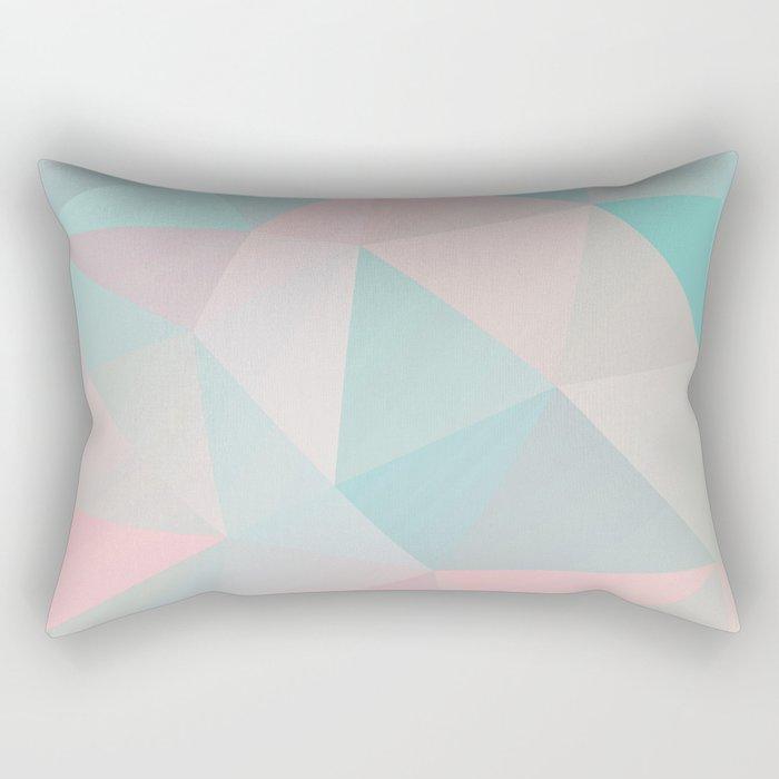 Geometric XVII Rectangular Pillow