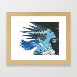 Heart of the Monster Framed Art Print