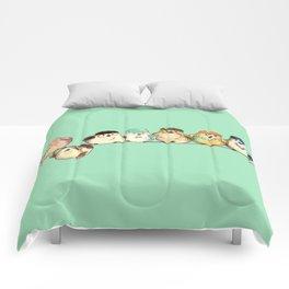 Baebsae Birds Comforters